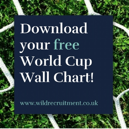 Download your free World Cup Wall Chart