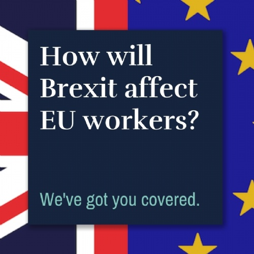 Brexit. How will it affect you?