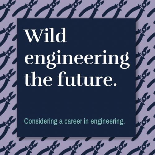 Wild engineering the future