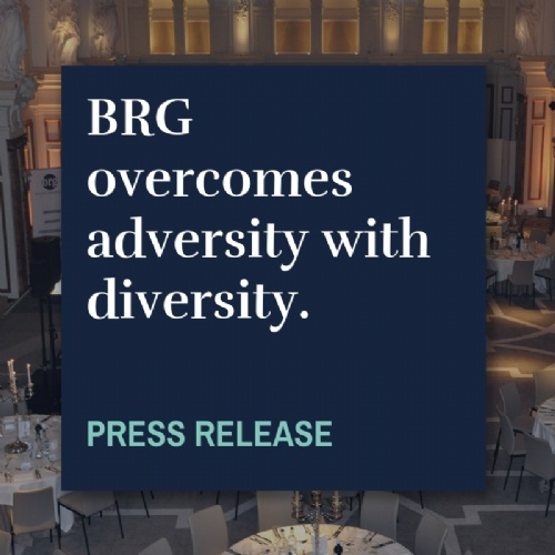 BRG overcomes adversity with diversity