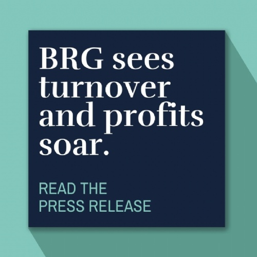 BRG sees turnover and profits soar